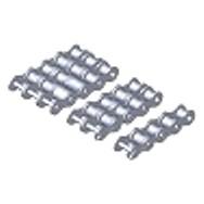 Chaînes à rouleaux de précision version européenne DIN 8187