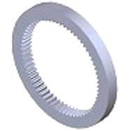 engrenage à denture interne en acier
